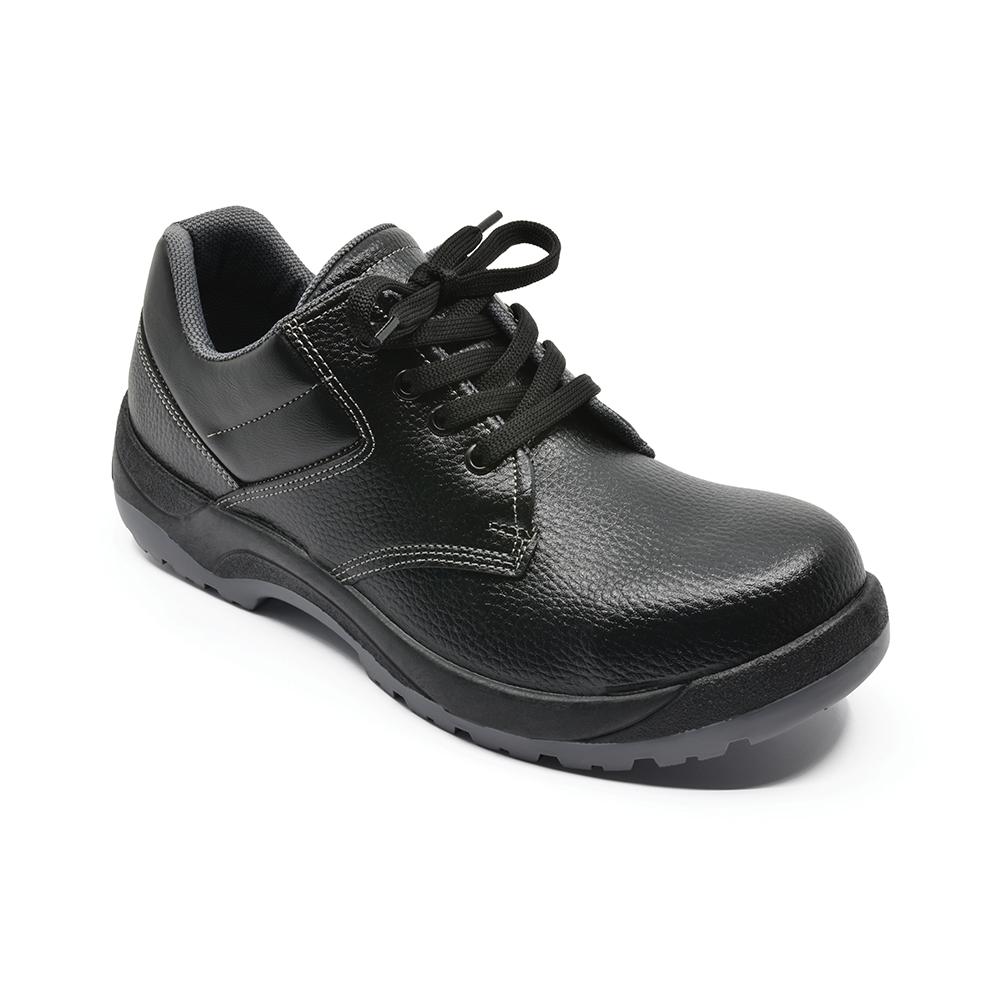 Kompozit Burunlu Bağcıklı Klasik İş Ayakkabısı